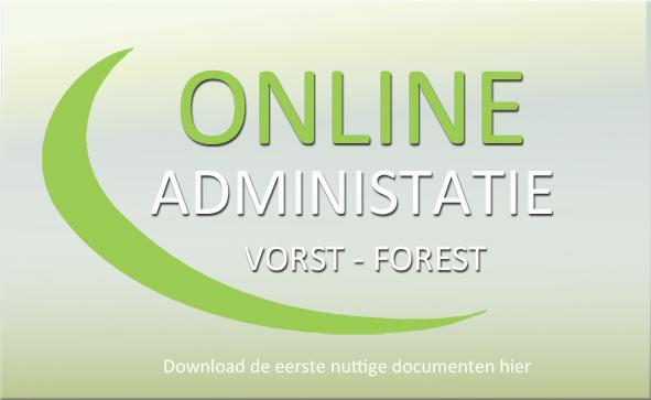 Logo Online Administratie